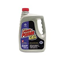 Liquid-Plumr 35286 Heavy Duty Commercial Solution Full Clog Destroyer, 80 fl oz Bottle