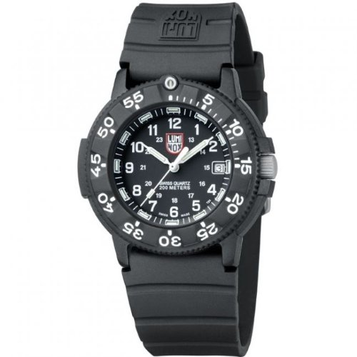 Mens Luminox OriginalNavySeal 3000 Series Watch A3001