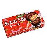 森永製菓 あまおう苺ケーキ 6個 30コ入り