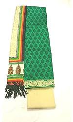 BEAUVILLE VAIIBAVAM Women's Unstiched Salwar Material (BVPCUC_101_Multi_Free Size)