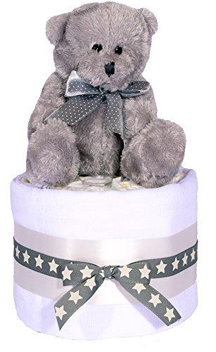 oso-mini-para-panales-para-tartas-color-plateado-gris-y-blanco-cesta-de-regalo-de-unisex-baby