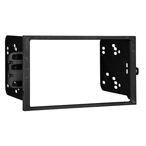Metra Electronics 95-2001 Double DIN Installation Dash Kit for Select 1990-Up GM Vehicles (2006 Chevy Malibu Radio Harness compare prices)