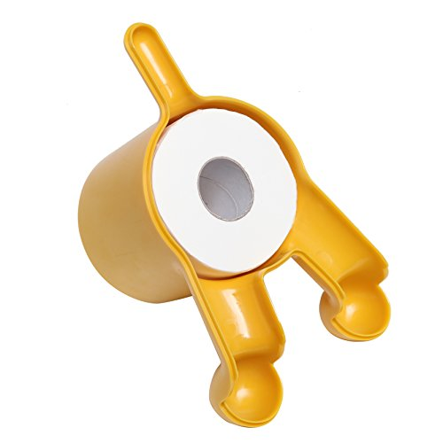 Funny Yellow Dog 39 S Rear End Wall Mounted Single Toilet