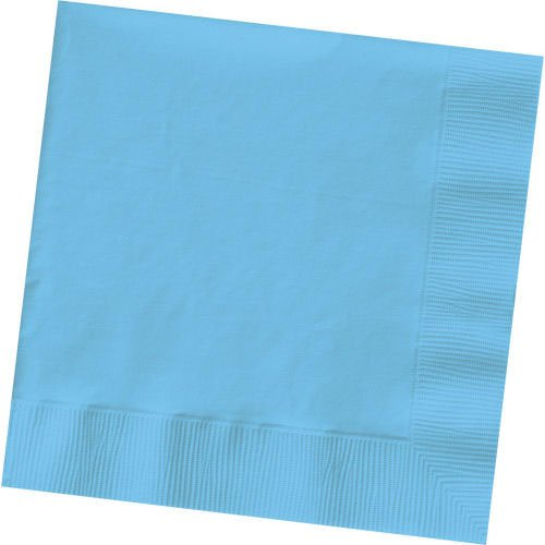 Light Blue Lunch Napkins