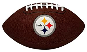 K2 Pittsburgh Steelers Game Time Full Size Football at Sears.com