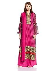 SO Studio Women Straight Salwar Suit Sets