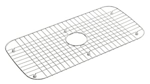 Sink Grates For Kohler Sinks : ... Undercounter Single Basi, Stainless Steel - Sink Grates - Amazon.com