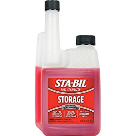 Sta-Bil 22207-12PK Fuel Stabilizer - 16 oz., (Case of 12)