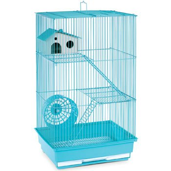 Prevue Pet Products Three Story Hamster/Gerbil Cage 41f5MTEaKTL