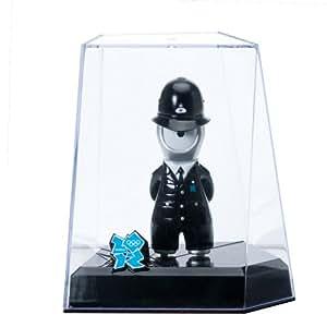 Olympic Mascots Wenlock Policeman Figurine