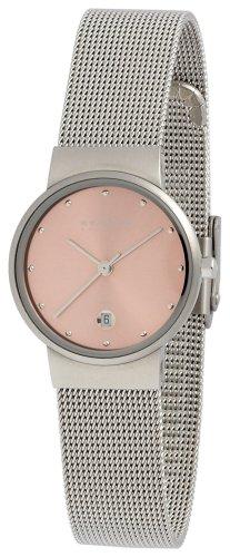 SKAGEN (スカーゲン) 腕時計 basic steel ladys Japan limited J355SSCHP ケース幅: 26mm レディース [正規輸入品]
