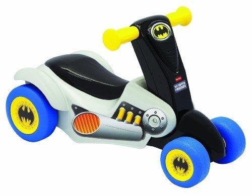 DC Super Friends Batman Ride 2-in-1 Scoot Ride On by DC Super Friends Batman