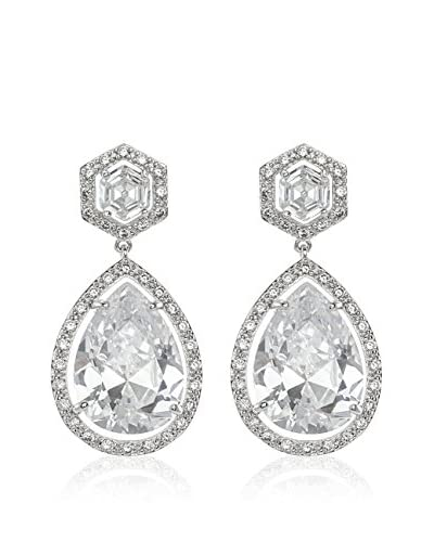 CZ BY KENNETH JAY LANE Pendientes Glamorous