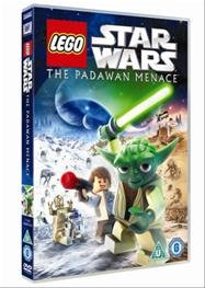 Lego Star Wars The Padawan Menace