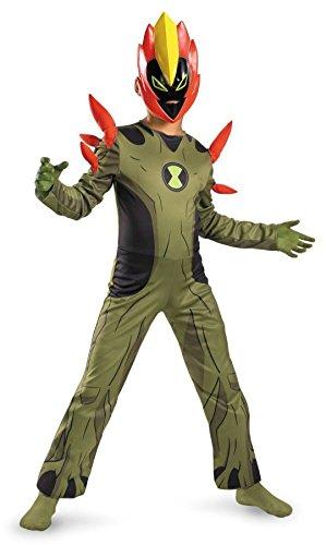 Swamp (Ben 10 Costumes)
