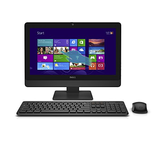 Dell Inspiron 3048 i3048-8002BLK 20-Inch Touchscreen Desktop (Intel Core i3 Processor, 8GB RAM)