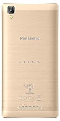 Panasonic Eluga A2 Gold 4000 Mah 3GB RAM