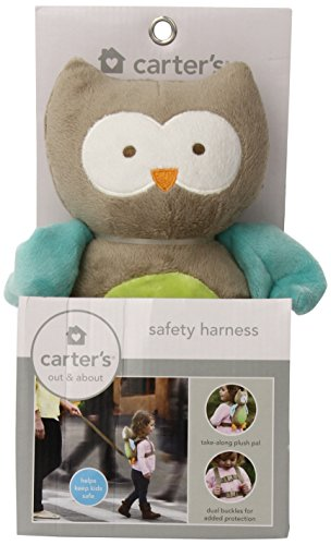 Carter'S Animal Harness, Owl front-907403
