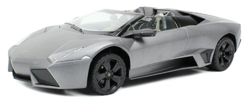 Today Sale Licensed Lamborghini Reventon Roadster Electric RC Car 1:14 RTR  Review