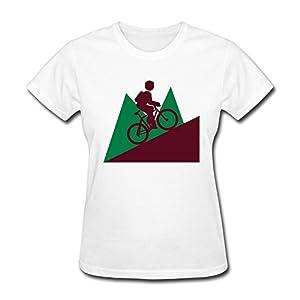Mountain Biking T Shirts For Women,Funny T Shirt