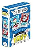 Jo Nesbo JO NESBO BOXED GIFT SET - 1. Doctor Proctor's Fart Powder 2. Doctor Proctor's Time Travel Bath Bomb