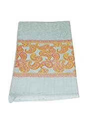 Maira Women's Pashmina Shawls & Stoles Grey Colour
