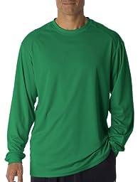 Badger Sportswear Men\'s Crewneck Performance T-Shirt, Kelly Green, X-Large