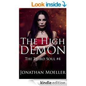 The High Demon (The Third Soul Book 4)