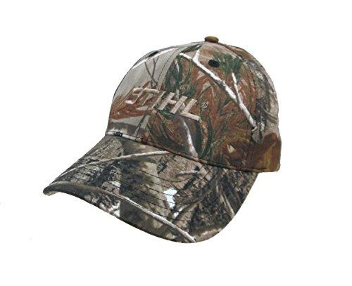 Men's STIHL Realtree AP Camo Hat/ Cap - 8401004 (Stihl Cap compare prices)