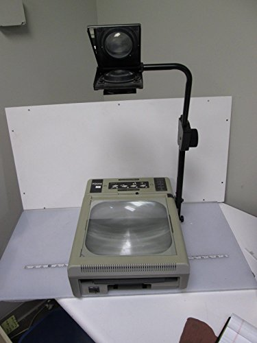 Dukane 663 Folding Overhead Projector 120VAC, Comes with 82V-360W Bulb (82v 360w Bulb compare prices)
