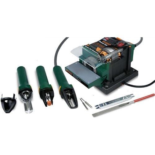 plasplugs workshop garden tool sharpener home