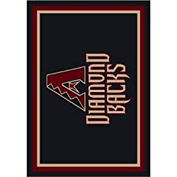 "Arizona Diamondbacks 5'4"" x 7'8"" Premium Spirit Rug"