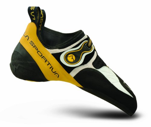La Sportiva Solution Vibram XS Grip2 Climbing Shoe White, 39