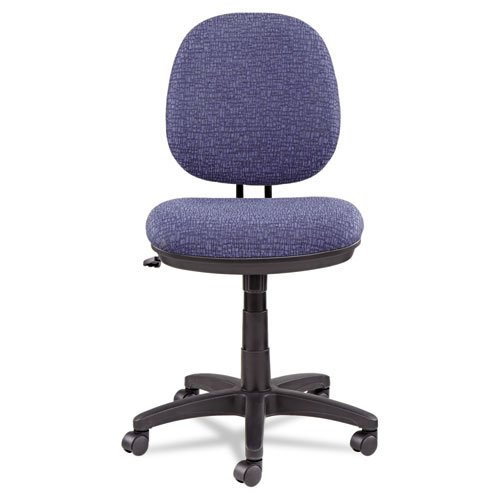 Alera Interval Series Swivel/Tilt Task Chair, Marine