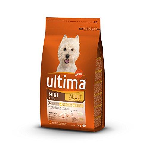 Ultima affinity - 060533 - Special mini (1-10) Adulte Riche en Poulet/Riz - 1,5 kg