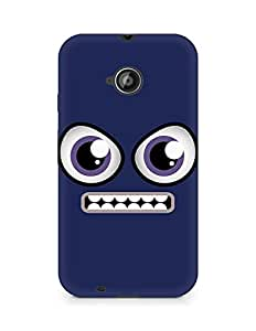 Amez designer printed 3d premium high quality back case cover for Motorola Moto E2 (Cool 1)