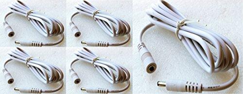 Foscam Extension Cable FI8918W FI8905W FI8904W FI8910W Power AC Adapter 10FT