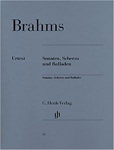 Sonatas Scherzo And Ballades - Piano - Hn 38 from G. Henle Verlag