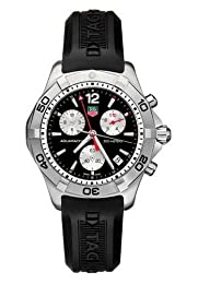 TAG Heuer Men s CAF1110 FT8010 Aquaracer 2000 Quartz Chronograph Watch