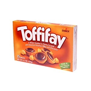 Toffifay Chocolate Hazelnut Filled 4.3 OZ