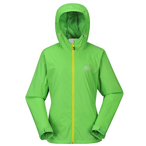 COX SWAIN Damen Outdoor Funktions Regenjacke BREAKER