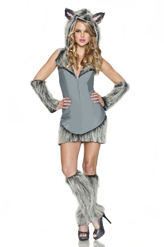 Delicious Wolf Costume,