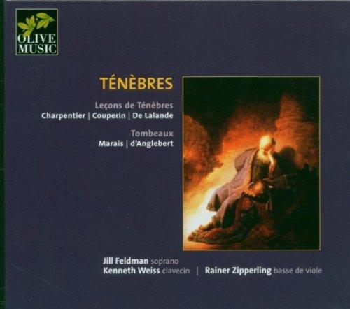 Ténèbres - Charpentier : Première Leçon Des Ténèbres Du Jeudy Saint