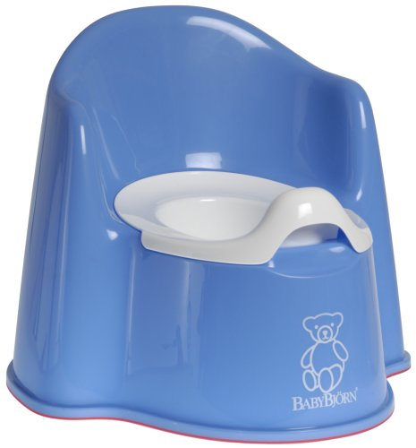 BABYBJRN Potty Presidente, Azul