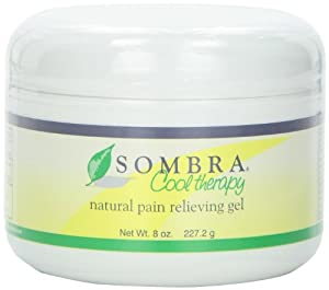 Sombra Cool Therapy Natural Pain Relieving Gel 8 oz