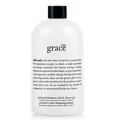 baby grace 16.0 oz perfumed shampoo, bath & shower gel for Women