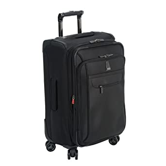 delsey luggage helium x 39 pert lite ultra light carry on 4 wheel spinner suiter. Black Bedroom Furniture Sets. Home Design Ideas