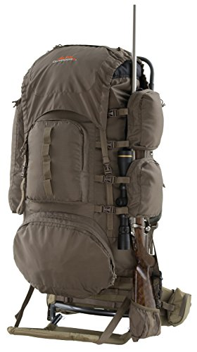 ALPS Mountaineering Commander Freighter Frame Plus Pack Bag, 5250 Cubic Inches (External Frame compare prices)