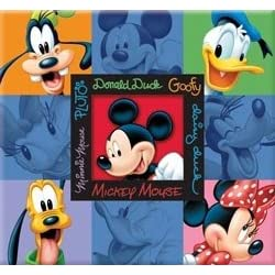 Disney Scrapbook Album