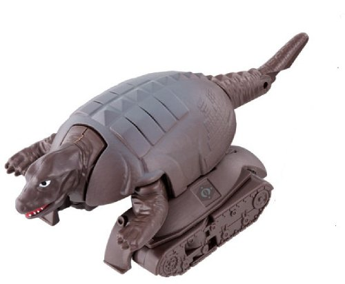 Bandai Ultra Egg Dinosaur Tank - 1